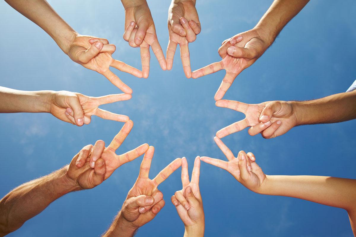 Zusammen gegen häusliche Gewalt